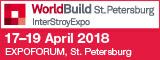 WorldBuild St.Petersburg / InterStroyExpo 2018